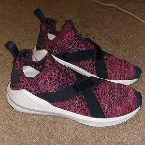 NEW Puma slip on women's tennis shoes